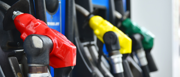 燃料油販売(ガソリン給油)